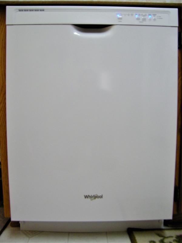 Blanc Lave Vaisselle Whirlpool Avec Programme De Lavage Par