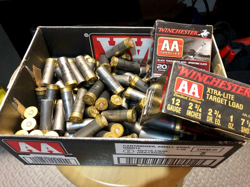 Winchester AA | Light Target Load Shotshells | Winchester
