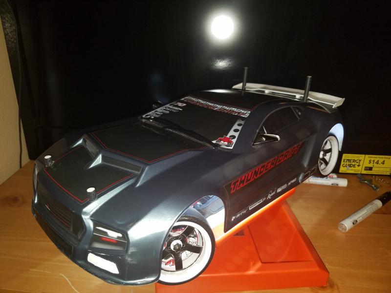 8f9e757a10da1 Redcat Racing 1/10 Thunder Drift 4WD RTR Gunmetal