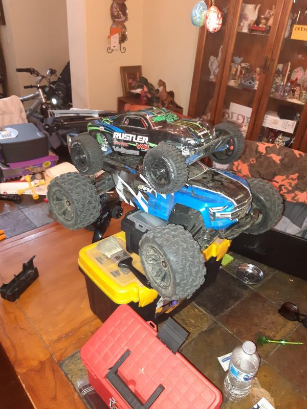 ARRMA 1/8 KRATON 6S BLX 4WD BLS Speed Monster Truck RTR
