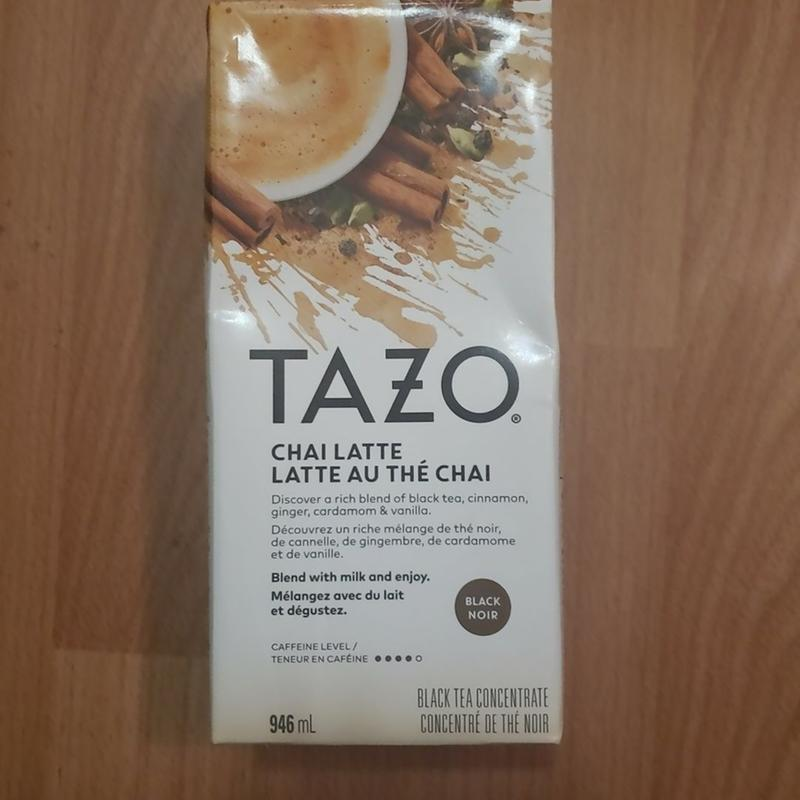 Classic Chai Latte Concentrate   TAZO® Tea