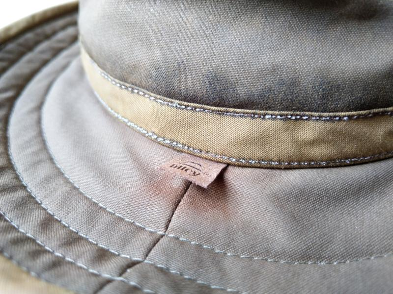 9d1b7f2ee1b72 Outback Waxed Cotton Hat