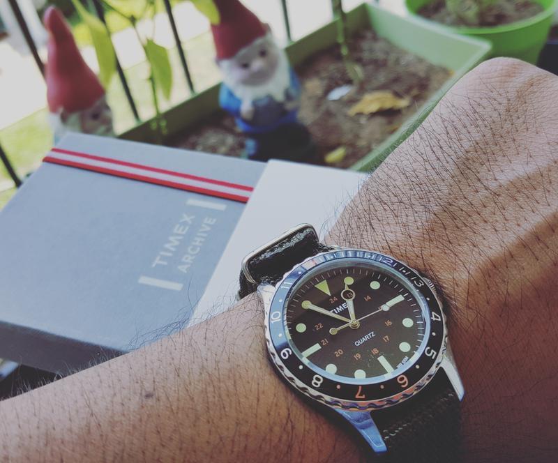 479d0a98ea6 Navi Harbor 38mm Fabric Strap Watch - Timex US