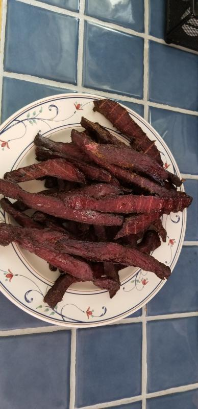 Smoked Peppered Beef Jerky Recipe Traeger Wood Fired Grills