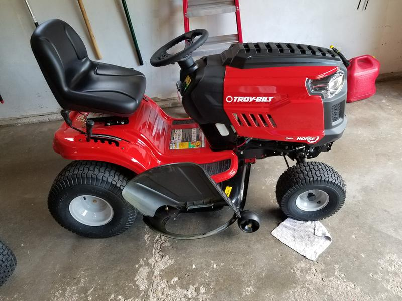 Horse™ 46'' Lawn Tractor