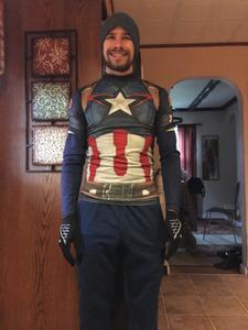 under armour captain america france