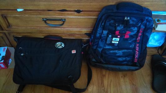 UA Storm Hustle II Backpack  8e5ce7ef24d5c