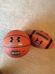 under armour 695 football. user submitted photo under armour 695 football