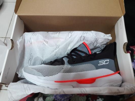 shenxuan12 Basketball Sneaker Curry 7 Pi Day Training Shoe Sneakers