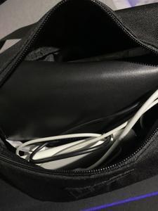 携帯充電器と長財布