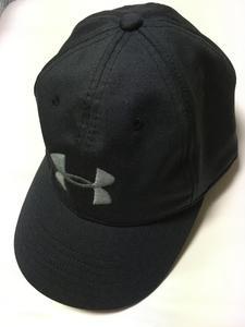 アンダーアーマーの帽子