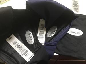 紺も黒も同じ黒色の袋って…