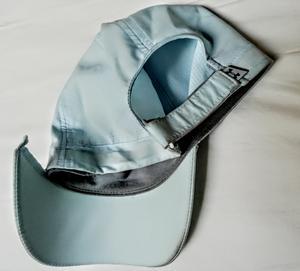 Déchirure casquette
