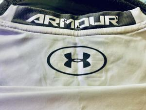 Armour wording worn-out after just 1 wash :(