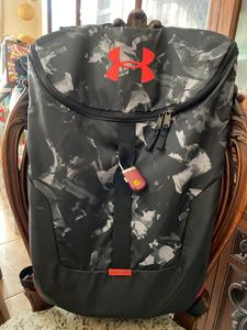 My underarmour sackpack gym bag