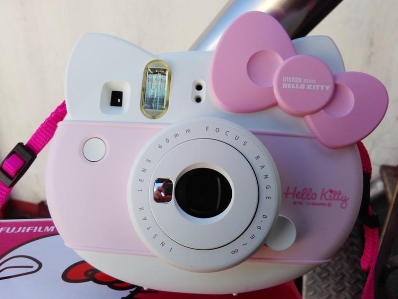 Polaroid Camera Urban Outfitters : Fujifilm hello kitty instax mini instant camera urban outfitters
