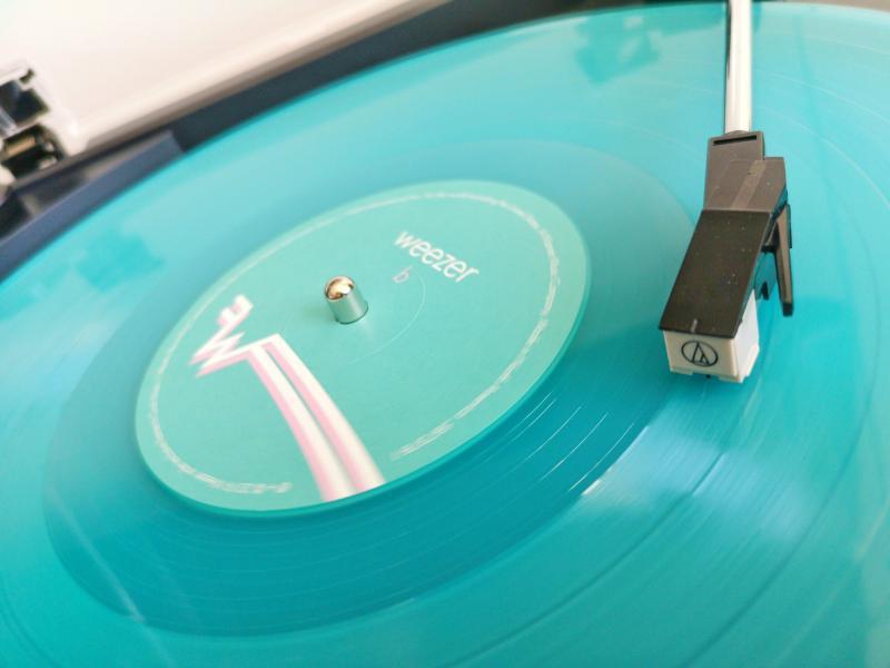 Weezer - Weezer (Teal Album) LP