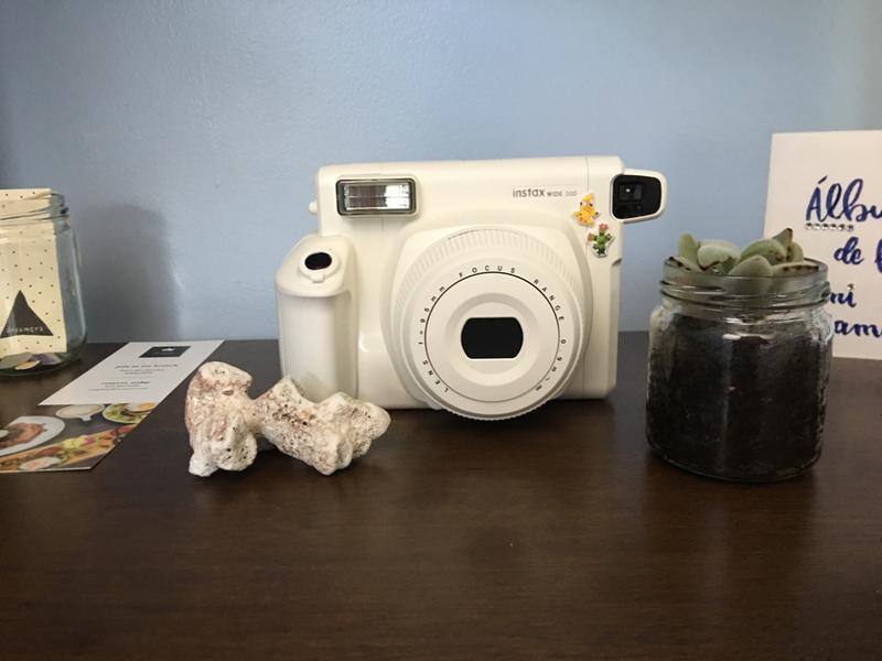 Polaroid Camera Urban Outfitters : Fujifilm uo custom color instax wide instant camera urban