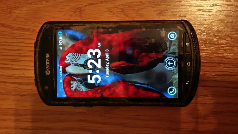 Kyocera DuraForce | Kyocera Phones | Cell Phones | U S  Cellular
