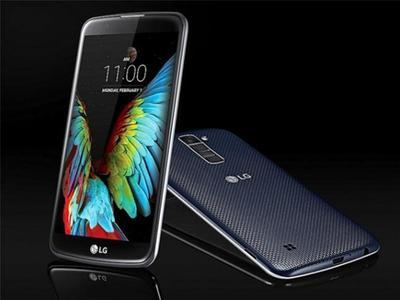 LG K10 BLACK
