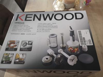 KENWOOD HDP408WH