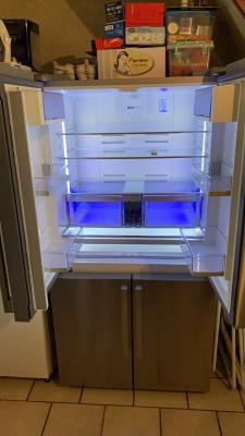 VANDEN BORRE Installation frigo américain