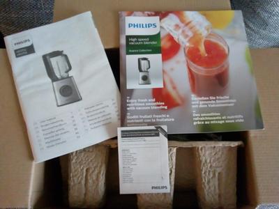 PHILIPS VACUUM BLENDER HR3752/00
