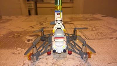 PARROT AIRBORNE CARGO MARS WHITE