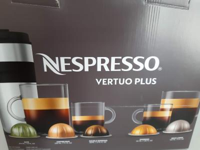 KRUPS NESPRESSO VERTUO PLUS (XN900T10)