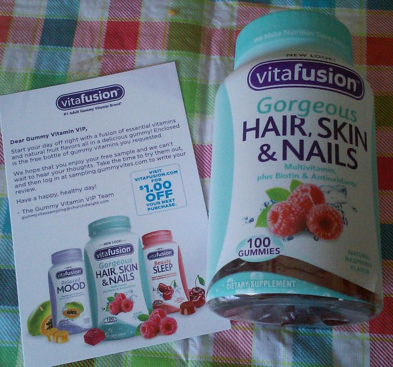 Vitafusion Gorgeous Hair Skin And Nails 98