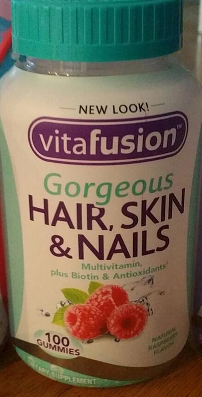 Vitafusion Gorgeous Hair Skin And Nails 73