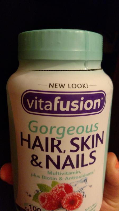Vitafusion Gorgeous Hair Skin And Nails 77