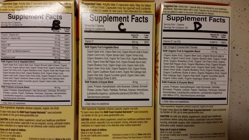 Garden of life vitamin code raw vitamin c 120 vegan capsules same ole same ole fandeluxe Images