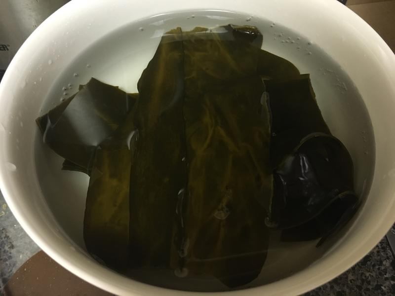Seaweed iceland kelp kombu raw 176 oz vitacost after soaking till they are soft properly rinse them couple times fandeluxe Images