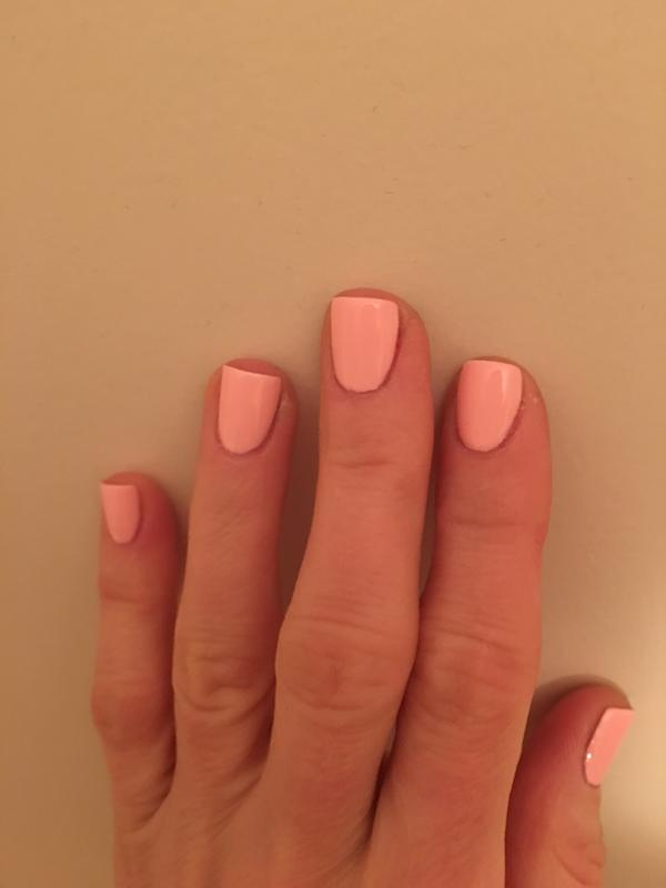Pacifica 7 Free Nail Color Pink Moon -- 0.45 fl oz - Vitacost