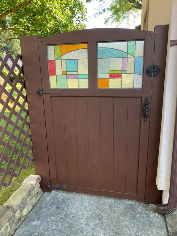 Square caps plastic bricks Gate Lowest Price Gate 150x150mm