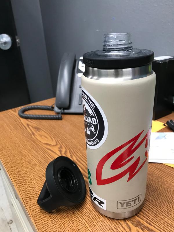Rambler Bottle Chug Cap | YETI