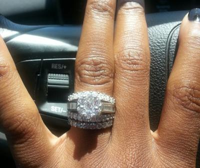 review photo 2 - Zales Wedding Rings On Sale